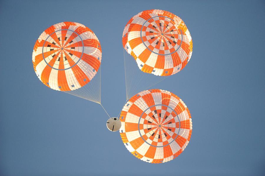 raft parachute nasa - photo #24