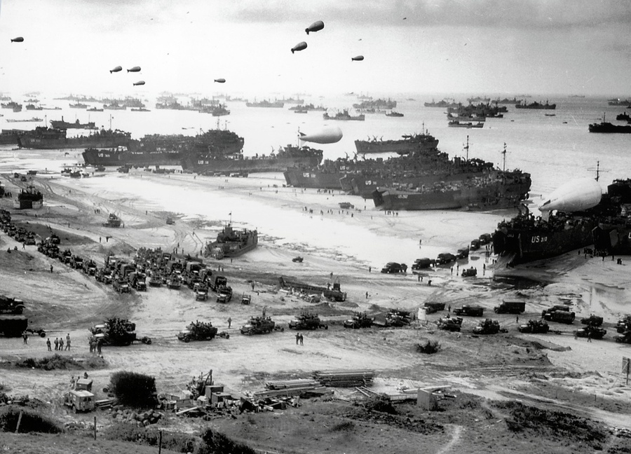 the united states and the glorification of the d day an invasion on normandy Quiz: the d-day invasion test your knowledge of the invasion of europe that took place on june 6, 1944.