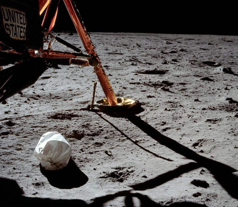 1969 The Year Apollo 11 Landed On Moon