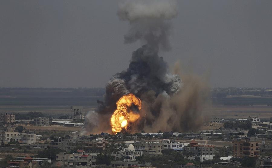 Image result for rocket attack against israel