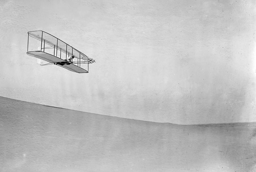 Image result for wright brothers first flight