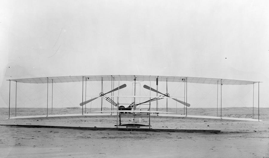 First Flight with the Wright Brothers - The Atlantic