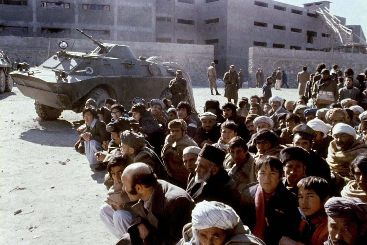 The Soviet Invasion of Afghanistan?