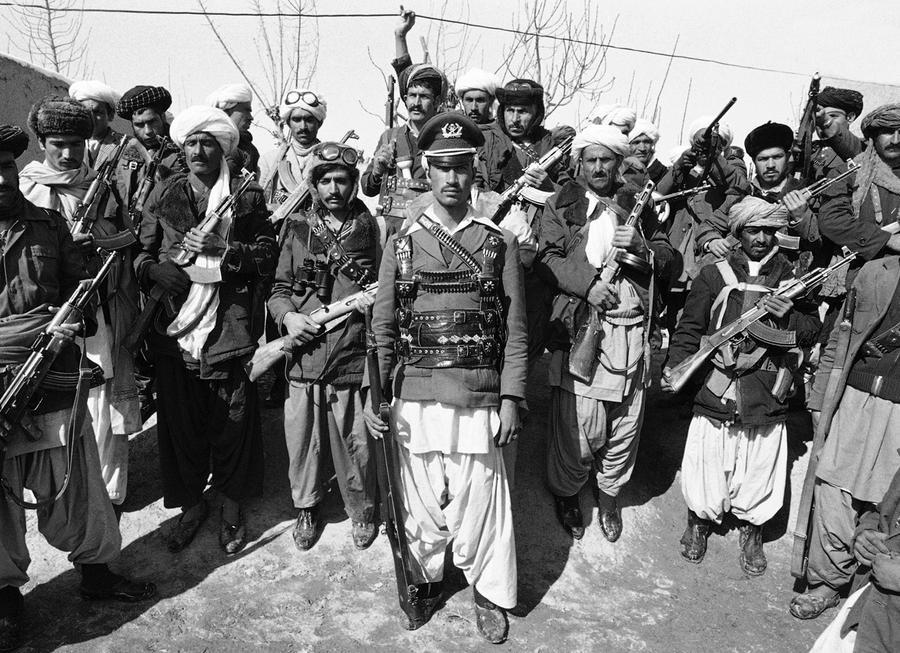 Εισβολή των Σοβιετικών στο Αφγανιστάν