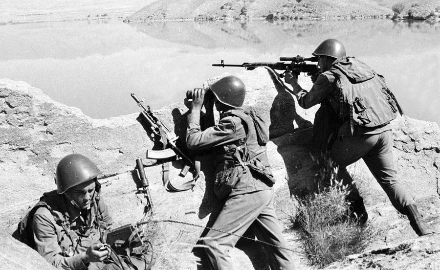 the soviet war in afghanistan       the atlantic