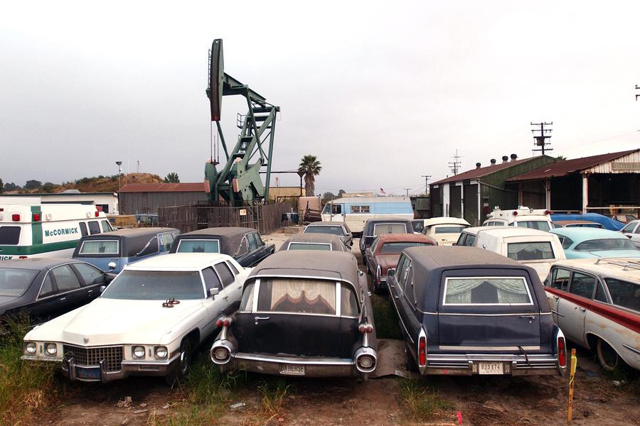 The Urban Oil Fields of Los Angeles - The Atlantic