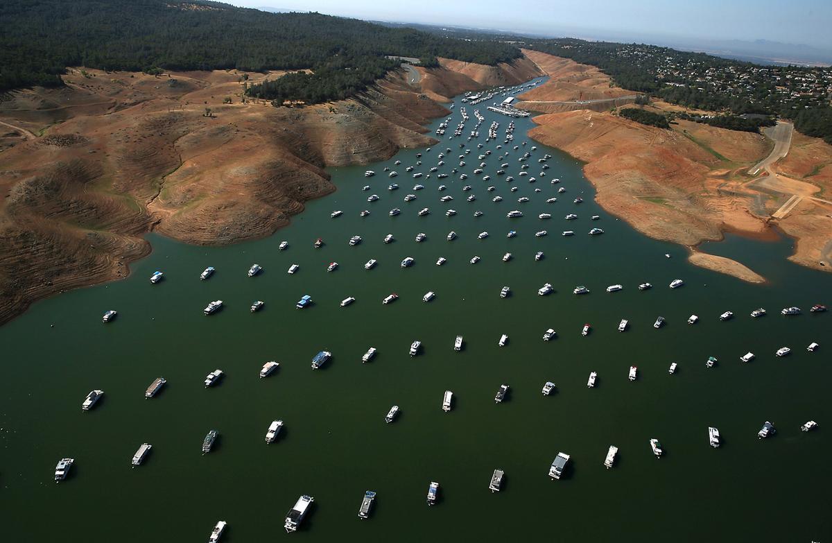 Dramatic Photos of California's Historic Drought - The Atlantic