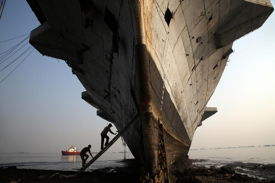 The Ship Breakers - The Atlantic