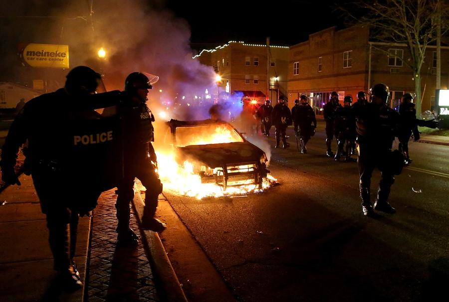 Image result for ferguson protests