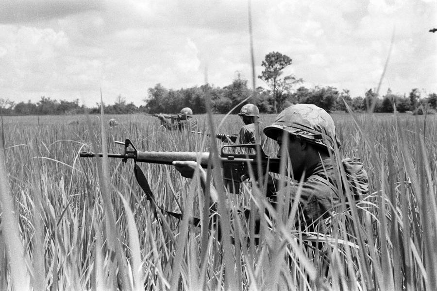 Photos From the Vietnam War: Lost and Found - The Atlantic
