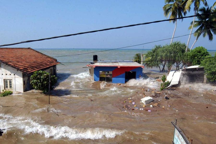 Ten Years Since the 2004 Indian Ocean Tsunami - The Atlantic