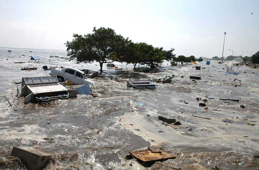 Ten Years Since the 2004 Indian Ocean Tsunami - The Atlantic