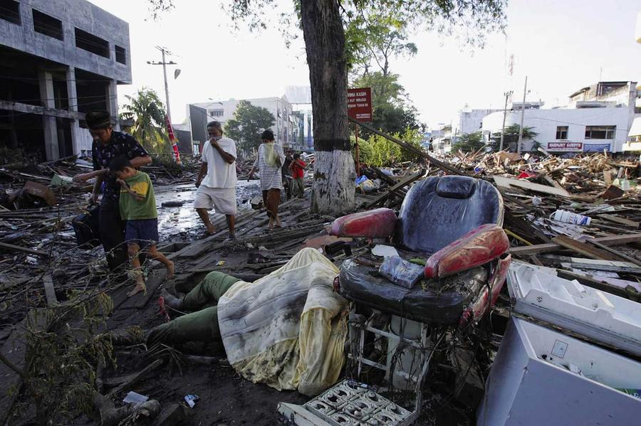 Ten Years Since The 2004 Indian Ocean Tsunami The Atlantic