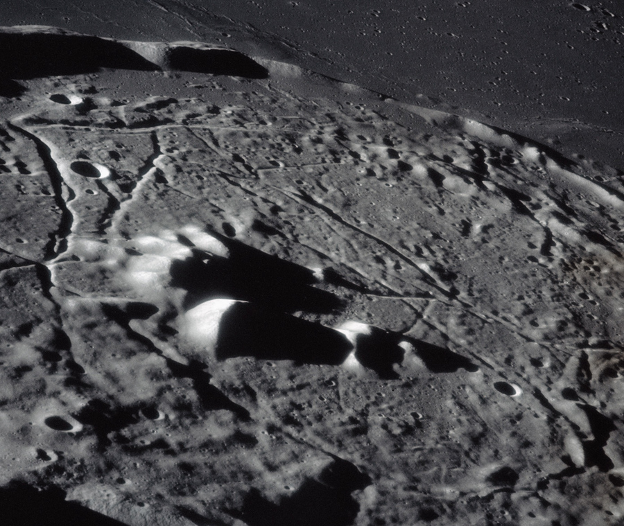A Look Back At Apollo 16 The Atlantic