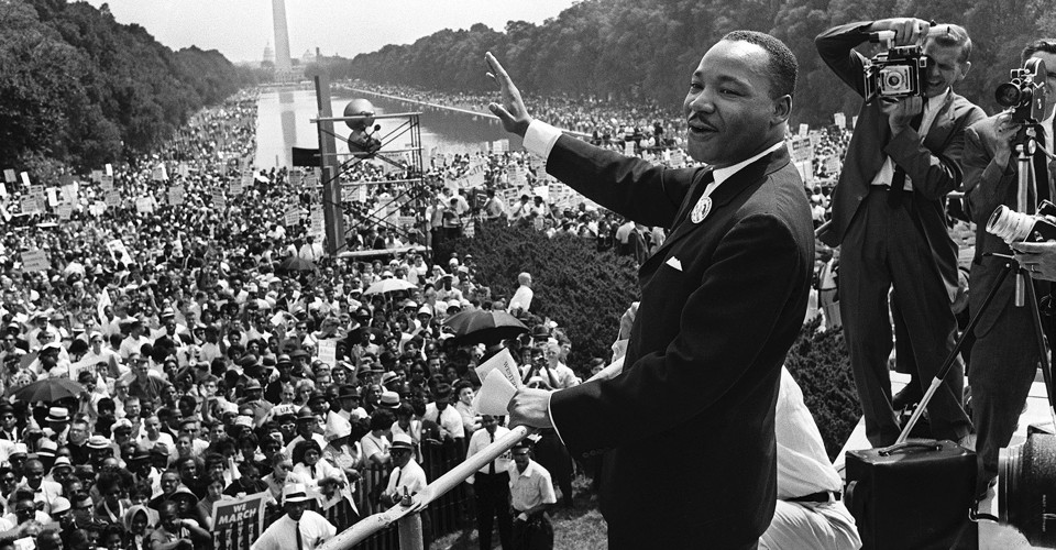 Remembering Martin Luther King Jr In Photos
