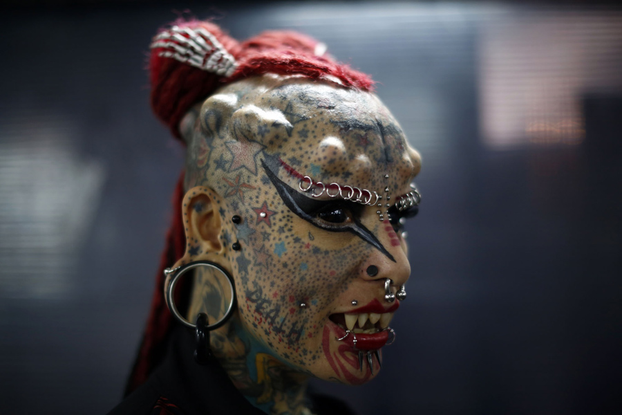 Body modifiers the atlantic for Tattoo shops in northern va