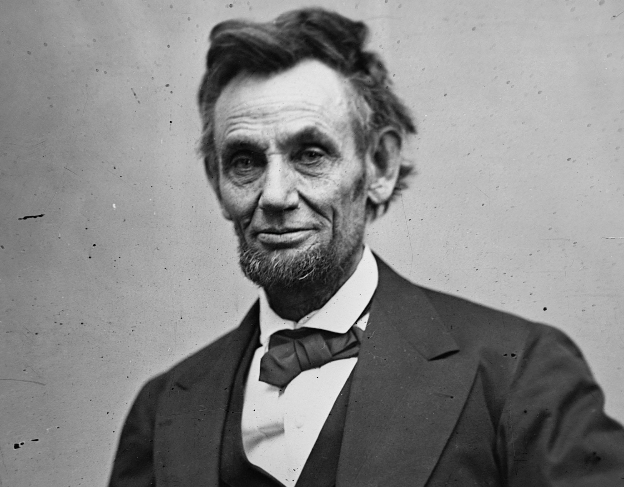 President Abraham Lincoln Civil War 11 x 14/'  Photo Print