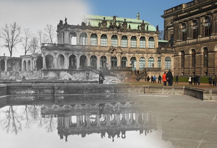 DRESDEN LIFE REMEMBERED