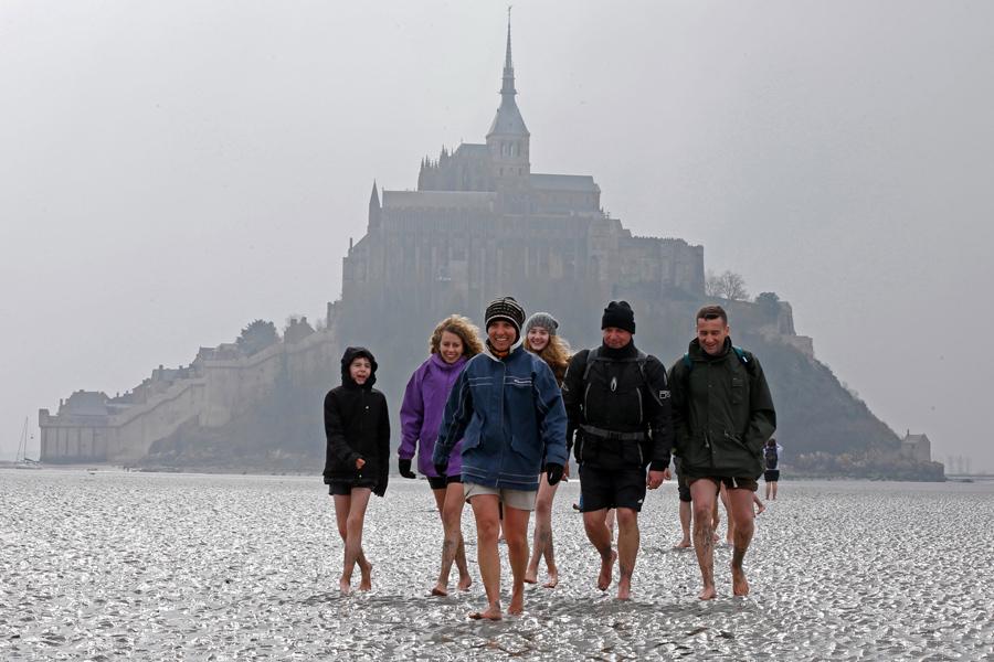 A European Supertide The Atlantic