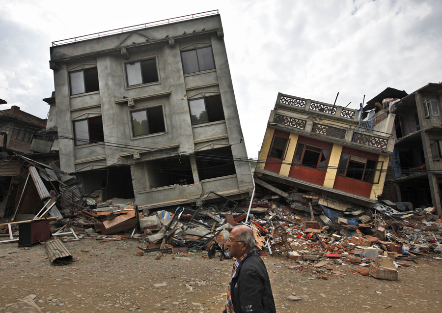 the destruction and impact of the 2015 nepal earthquake Before the earthquake hit, fao estimated nepal's wheat production in 2015 at 18 million tonnes - some 5 percent below last year's record harvest but crop damage and farmer's inability to harvest in earthquake-affected areas are likely to change this forecast.
