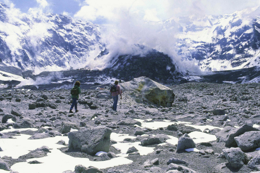 The Eruption Of Mount St Helens In 1980 The Atlantic