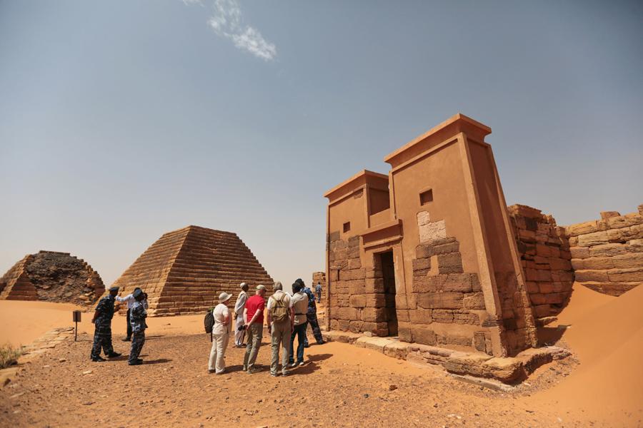 The Forgotten Pyramids Of Mero 235 The Atlantic