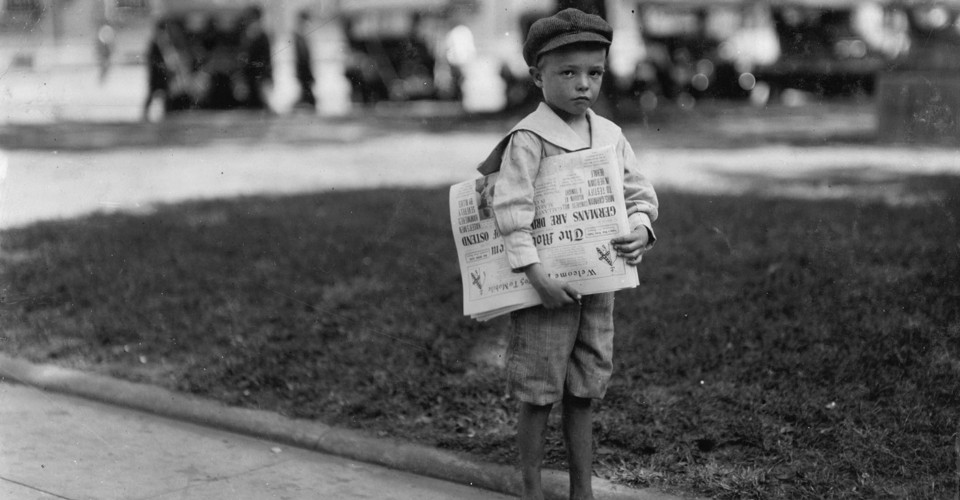 Child Labor In America 100 Years Ago The Atlantic