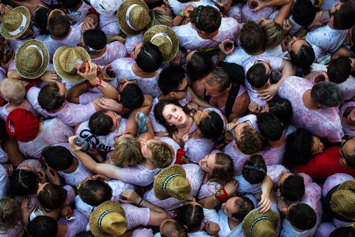 Running of the Bulls 2015: The Fiesta de San Fermin - The Atlantic