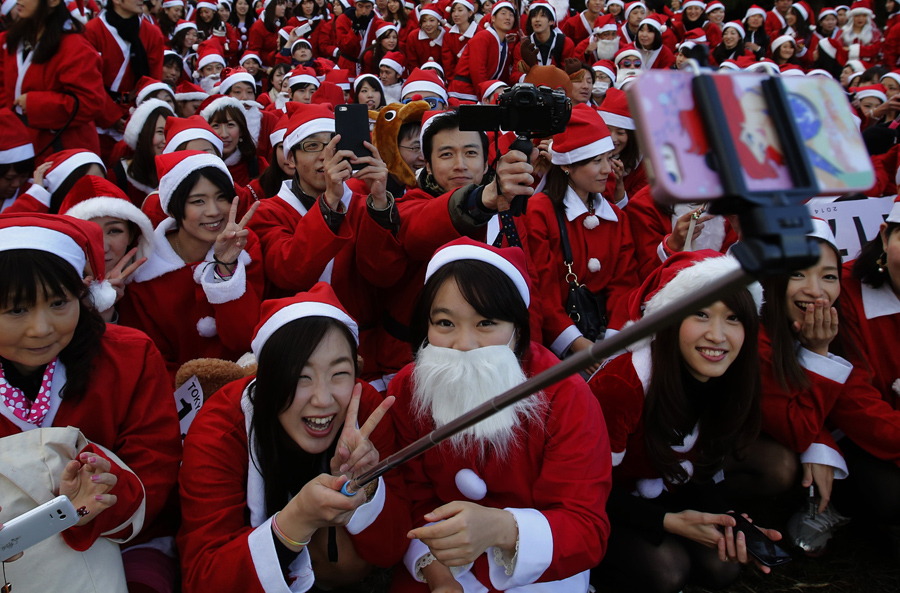 Selfie Sticks Extend Their Reach - The Atlantic
