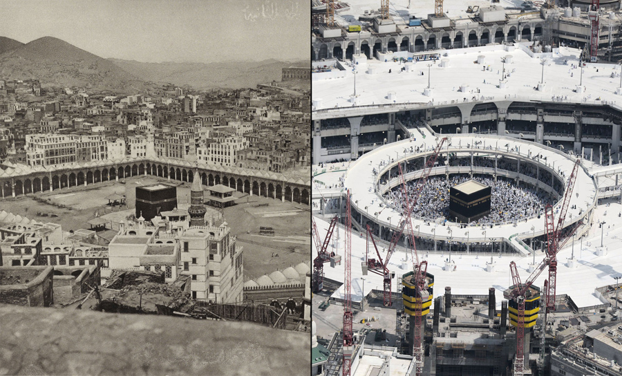 mecca today