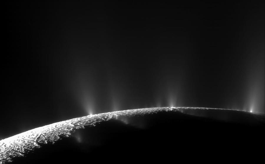 Image result for cassini enceladus flyby 2/17