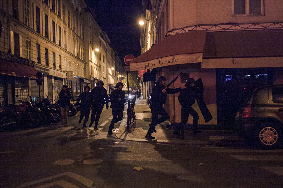 Photos From the Paris Attacks - The Atlantic
