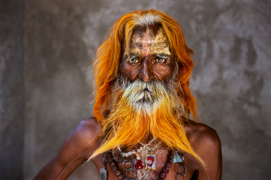 Steve McCurrys India Photographs Will Display In Rubin Museum Of