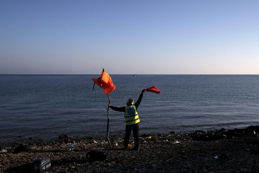 November  Greek Islands Letter Refugees