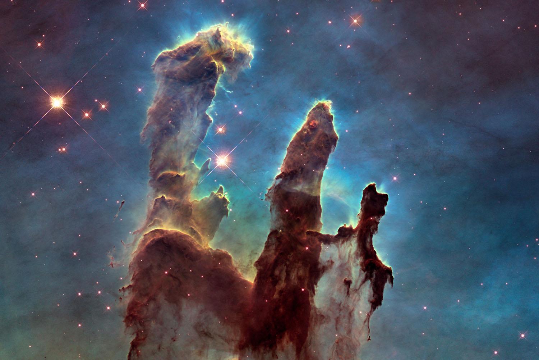 2015 Hubble Space Telescope Advent Calendar The Atlantic