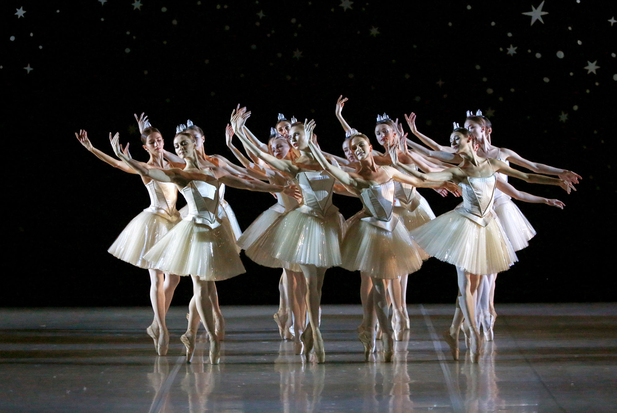 Backstage At The Nutcracker The Atlantic