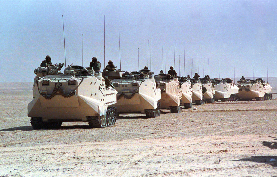 Operation desert storm 25 years since the first gulf war the operation desert storm 25 years since the first gulf war the atlantic sciox Image collections
