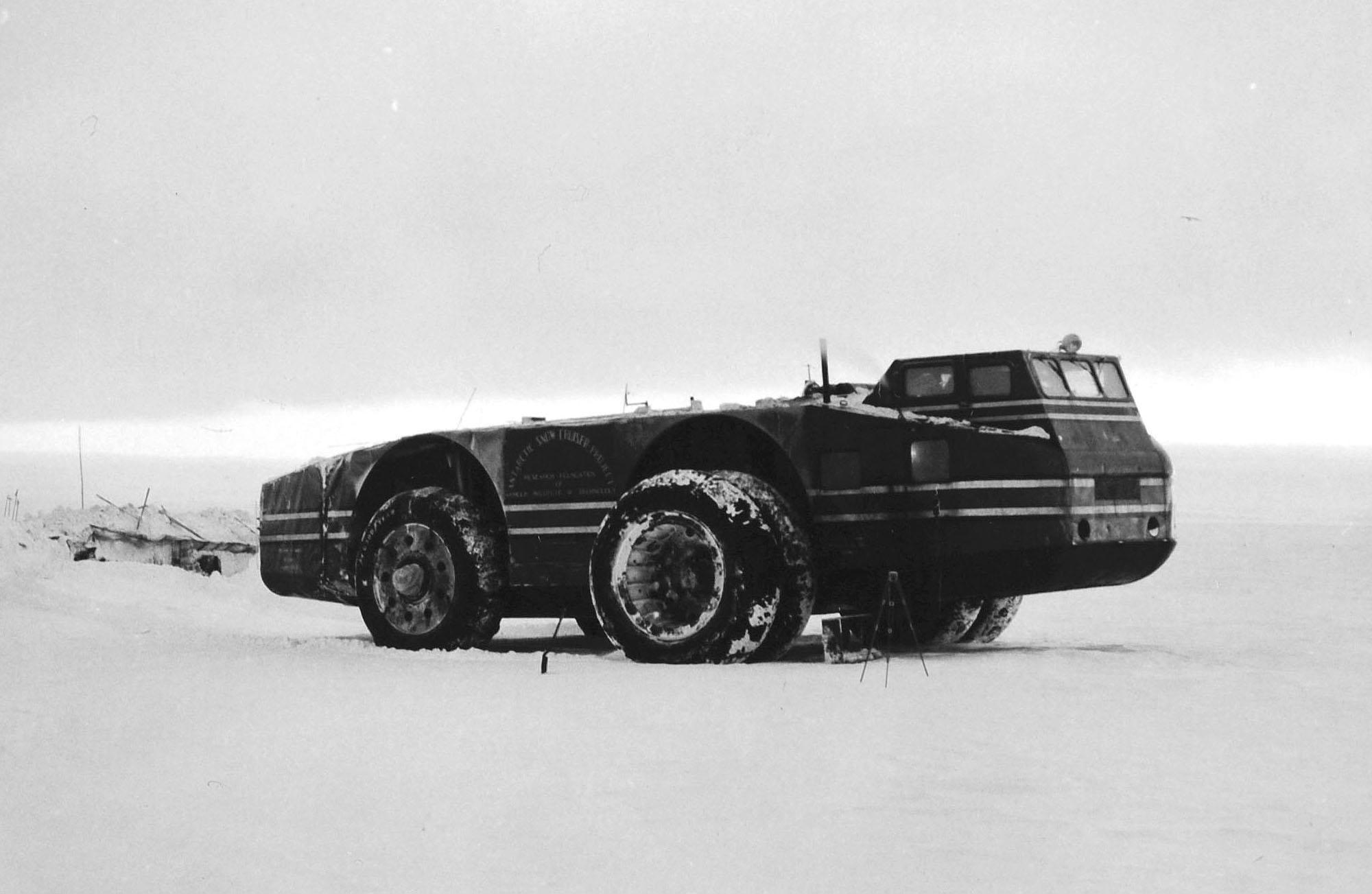 The Antarctic Snow Cruiser—Updated - The Atlantic