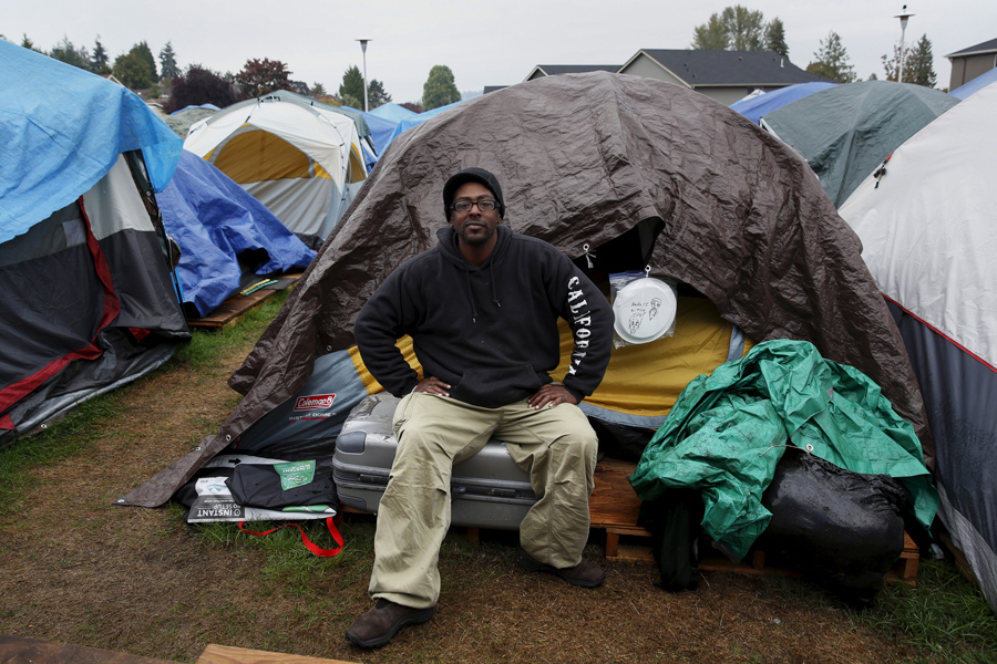 sc 1 st  The Atlantic & Americau0027s Tent Cities for the Homeless - The Atlantic