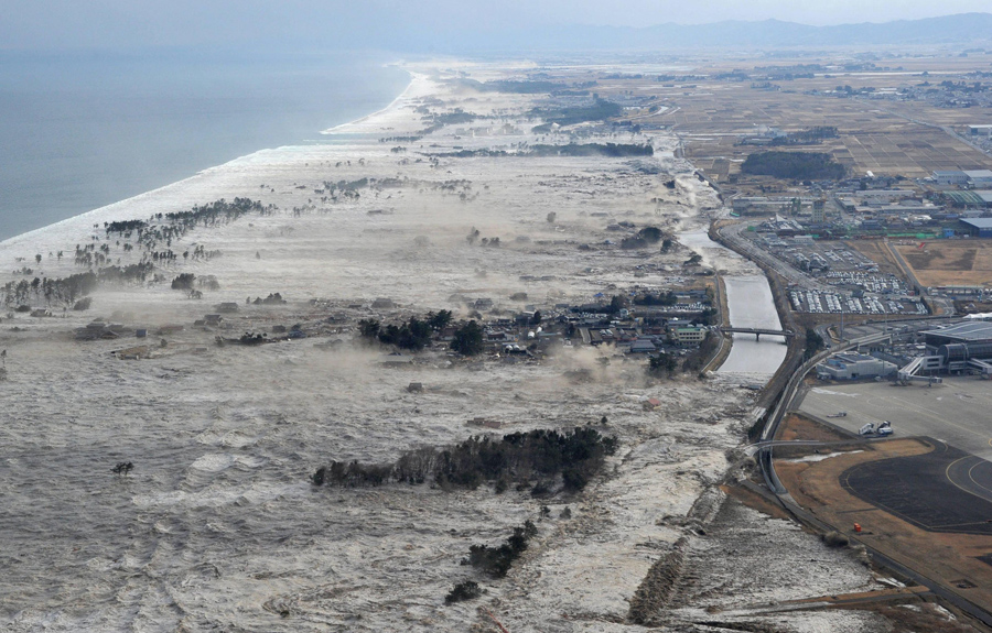 5 Years Since the 2011 Great East Japan Earthquake - The Atlantic