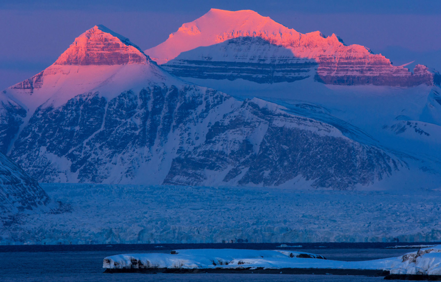 Svalbard: Halfway Between Norway and the North Pole