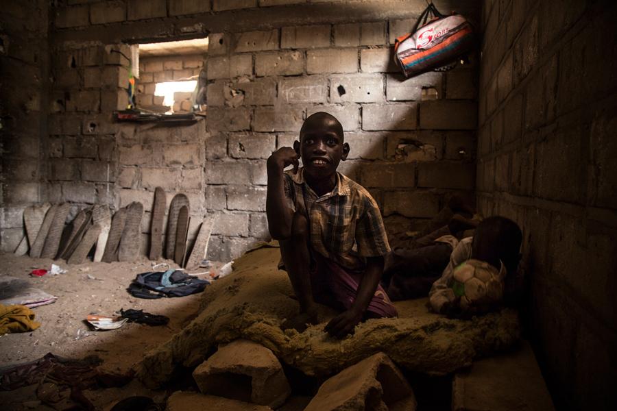 Main Street Auto >> Photographs of Talibes of Senegal - The Atlantic