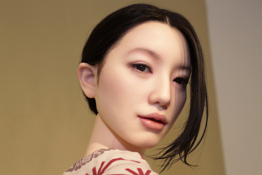 China Love Doll