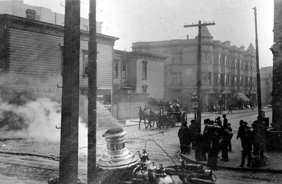 The Great San Francisco Earthquake: Photographs From 110 Years Ago