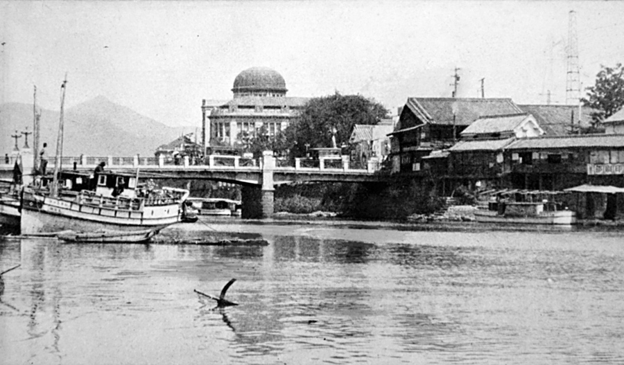 Hiroshima: Before and After the Atomic Bombing - The Atlantic