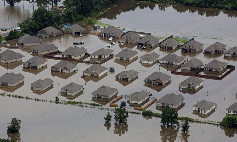 Image result for images of louisiana flooding 2016