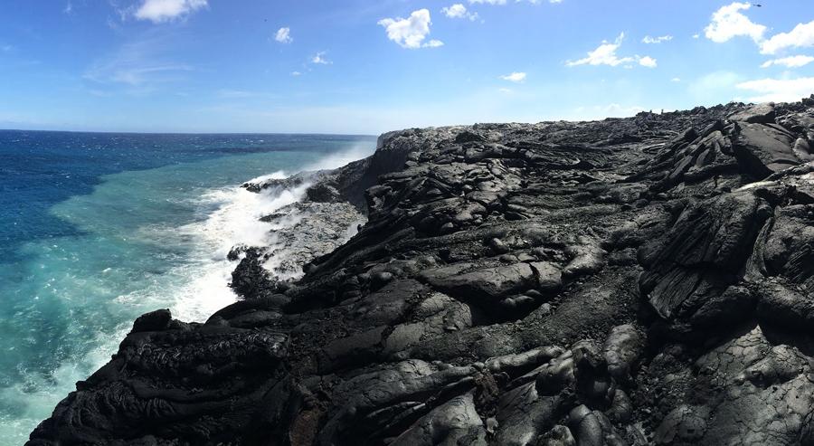 Lava Flows From Hawaiis Kilauea Volcano The Atlantic