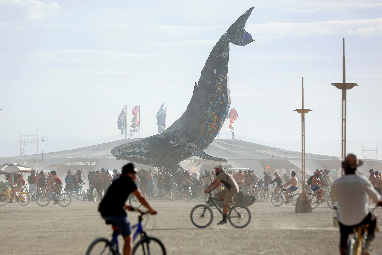 Photos From Burning Man 2016 - The Atlantic