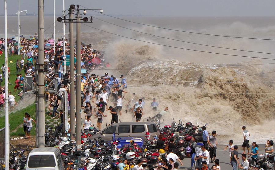 Japan Natural Disaster Tourism