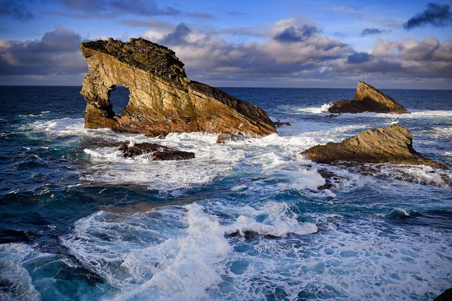 School Shetland Island